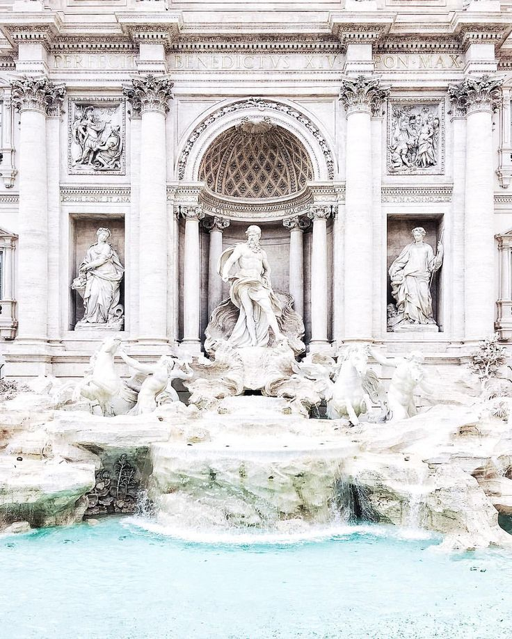 See this Instagram photo by @anddicted • 865 likes Trevi Fountain, Rome