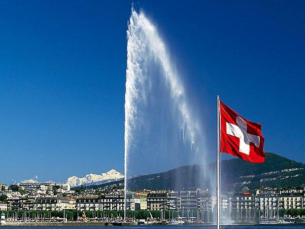 Genebra - Suíça -morei dos 4 aos 7 anos