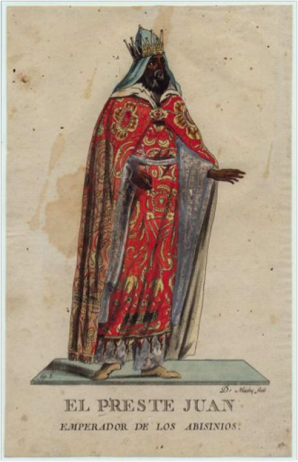 Emperor of Abyssinia