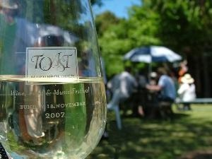 Toast Martinborough is one of the premier events on the Wellington region's calendar. Every November, Martinborough, the capital of Wairarapa's wine-growing region just an hour's drive north of Wellington - creates a one-day festival of wine, music, and great gourmet food.