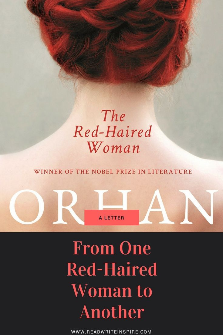 From One Red Haired Woman To Another Red Hair Nobel Prize In