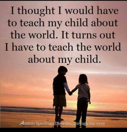 ... For Jeremiah... Though he is  not my child, knowing that little boy even for a short while will ALWAYS make me an advocate for him and many others like him.