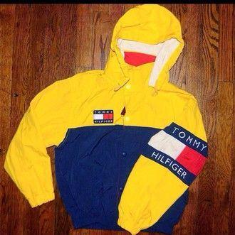 jacket tommy hilfiger jacket th windbreaker yellow tommy hilfiger blue hoodie tommy hilfiger windbreaker