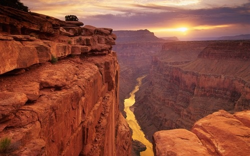 Gorgeous.Colorado River, Buckets Lists, Favorite Places, Nature, Grandcanyon, Sunsets, National Parks, Grand Canyon Arizona, Travel