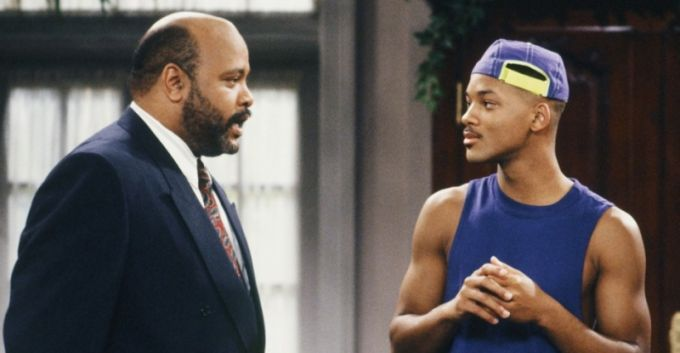 "Will Smith, devastado con la muerte de James Avery. El actor interpretó a Tío Phil en la popular serie ""El Príncipe del Rap""."