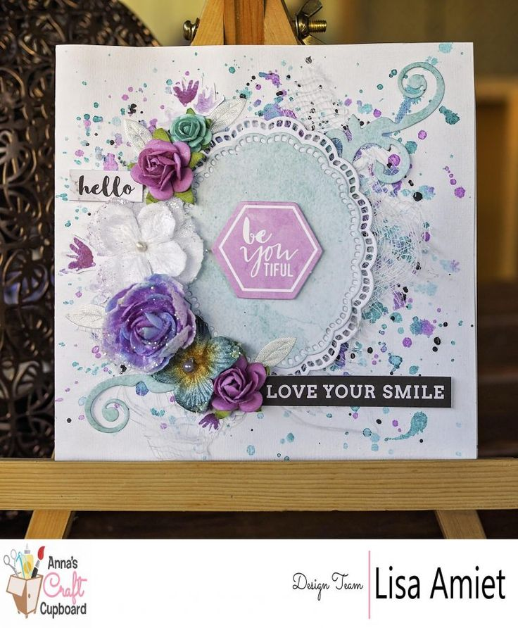 The beautiful Wildflower collection from @kaisercraft is in store at Anna's now. We continue to showcase the creative talent of Lisa @leesyjsnaps with this beautiful card. You can see all of Lisa's creations on @annascraftcupboard blog ...  #scrapbooking #annascraftcupboard #onetalentedlady #annasdtmember #scrapbookinglayout  #ilovescrapbooking #annasdtinspiration #kaisercraft #wildflower #handmadecards