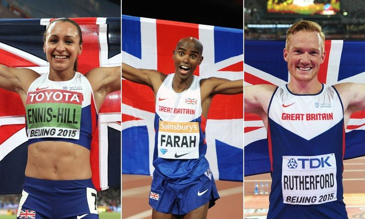 End of term report for British athletes - As we enter Olympic year, which are…