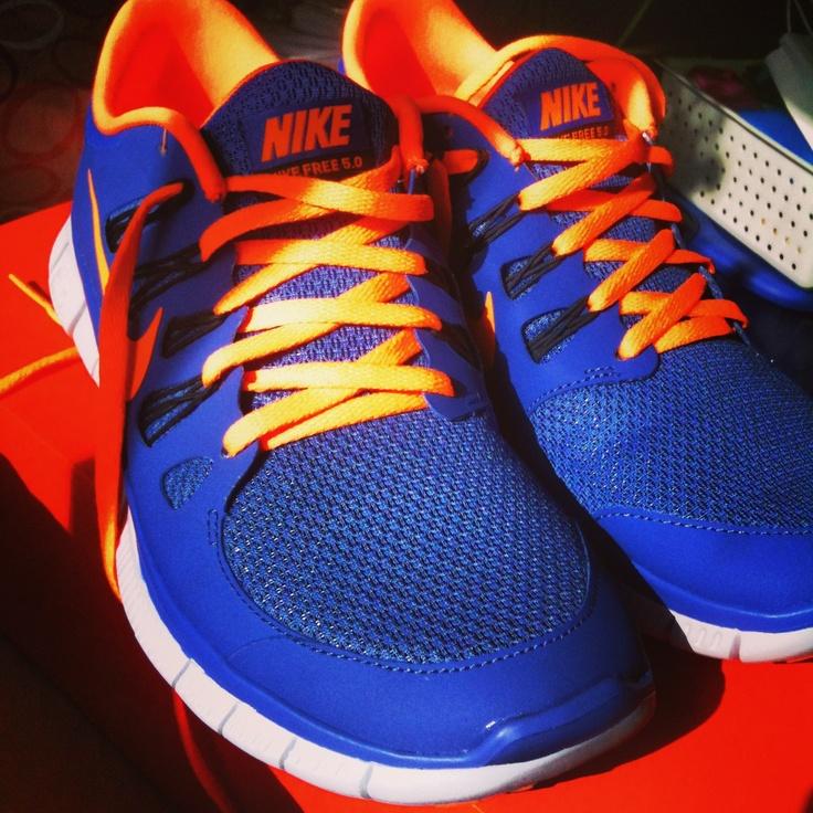 My new Nike Free 5.0 :)
