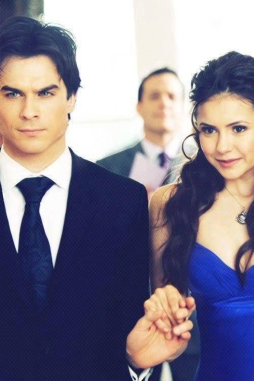 Damon+Elena=Delena
