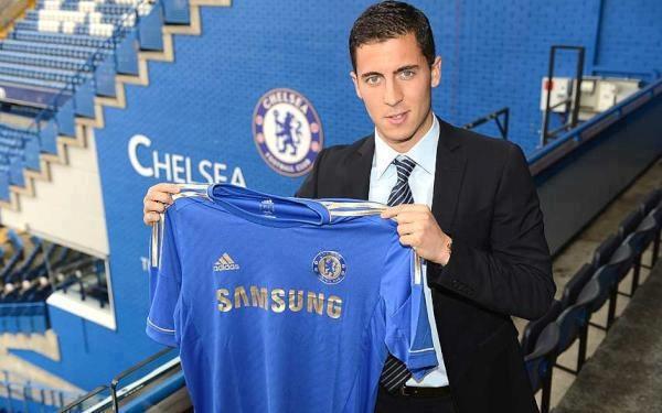Eden Hazard @ Chelsea FC