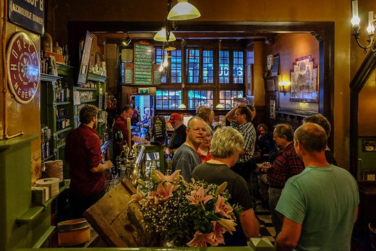 The Best Local Breweries and Craft Beer Bars in Amsterdam