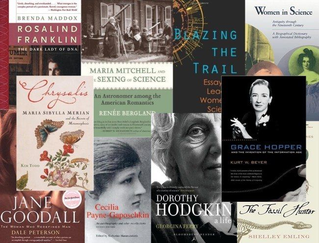 Dale DeBakcsy, the man behind The Illustrated Women In Science comic series, shares the 20 best women in science books to read and own.
