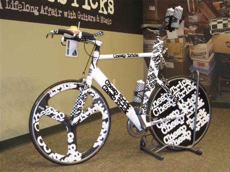 Cheap Trick Bicycle