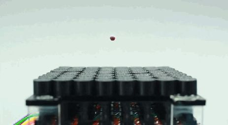 Researchers Use Sound To Levitate Objects And It's Amazing