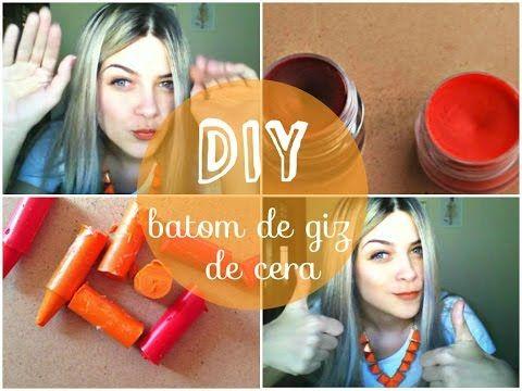 Como fazer batom caseiro da cor que você quiser