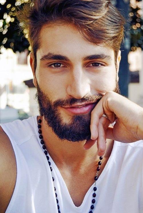 If I could grow a beard I would.