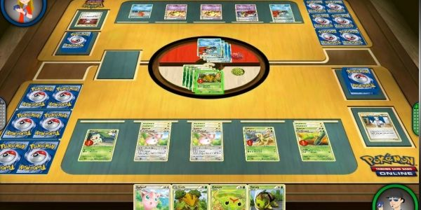 Pokemon Trading Card Game Online IPad choose you -  An iPad version of the Pokemon Trading Card Game Online is in development, The Pokemon Company has confirmed to VentureBeat. Although Nintendo has released intellectual property