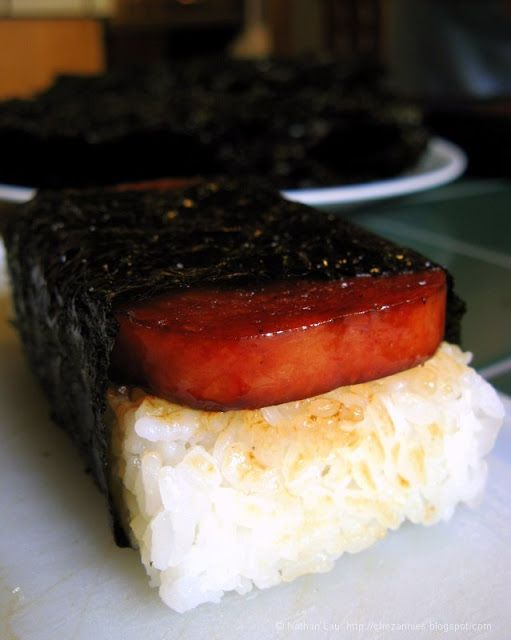 Secrets to Making Spam Musubi, Part 2 | House of Annie