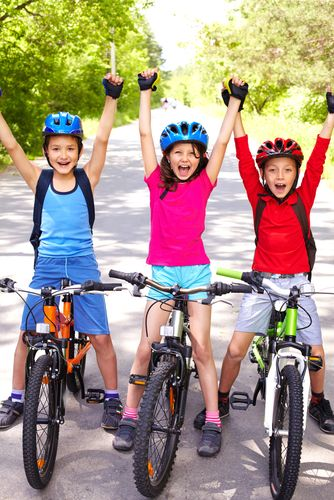6 cycling safety tips for kids #safety #prevencion #kids