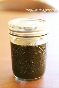バルサミコ酢と生姜の風味がおいしいドレッシング。サラダだけでなく調味料としても使えます。
