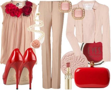 ShopStyle: Je t'aime #12: Lanvin Floral Appliqué Top by Step it Up a Notch