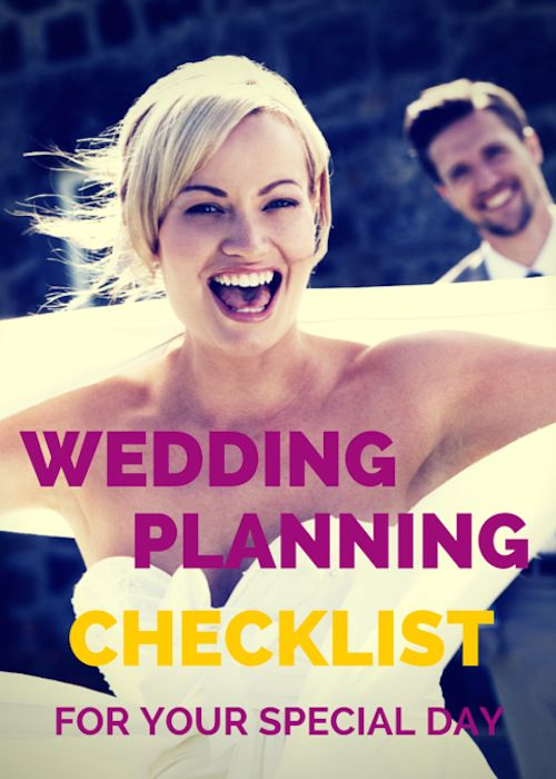 Planning a wedding? Say goodbye to stress and hello to love with our easy to follow, yet comprehensive Wedding Planning Checklist!   We're loving love at the Canvas Factory!   #Weddings #Checklists #WeddingPlanning #CanvasFactory