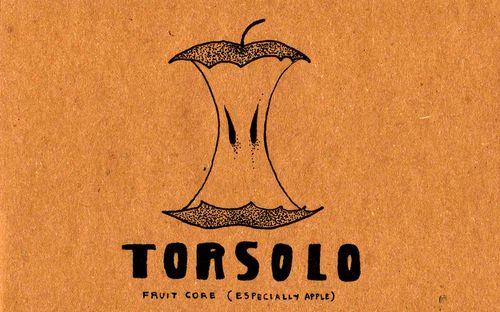 Italian Language ~ Torsolo (apple core)