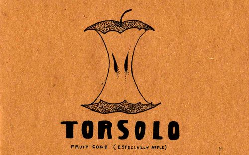 Italian Language ~ Torsolo (apple core)