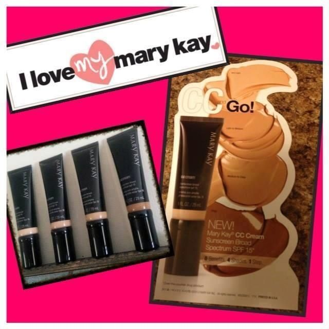 Mary Kay updated version of BB cream.   We call it CC cream and it's coming in Feb! Call or email me today to pre-order yours! 803-565-7575 or karenmac@marykay.com