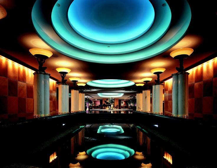 Grand Hyatt Foyer : Best skyscraper hotels images on pinterest
