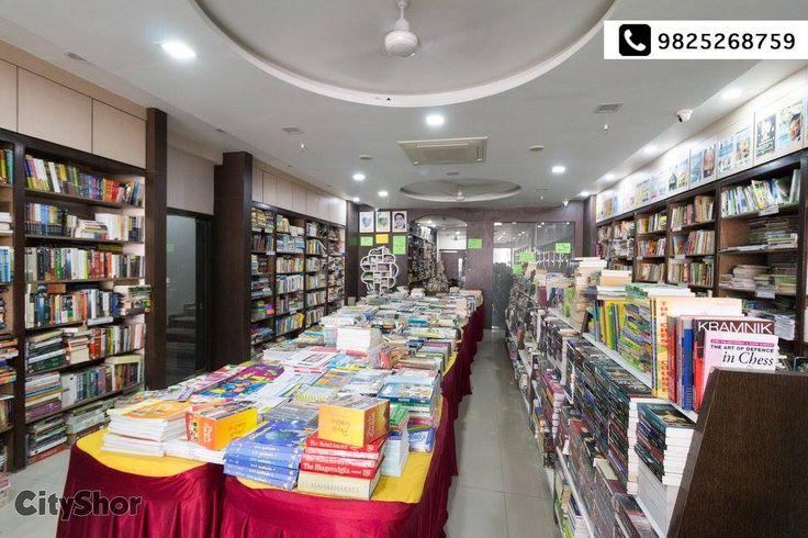 With having over 100000 titles of books to choose from. Address: Gurjar Sahitya Prakashan, 102 Landmark building, Next to the Titanium City Center, Above Sbi bank, Anandnagar , Prahladnagar. Contact- 26934340, 9825268759 #Books #GurjarSahityaPrakashan #CityShorAhmedabad