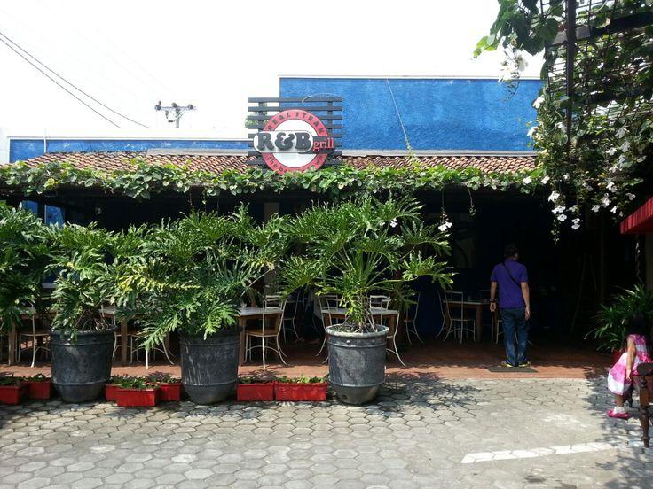 R & B Grill Yogyakarta Daftar Menu | Daftar Harga | Suasana | Rasa ~ Tips Info Cara