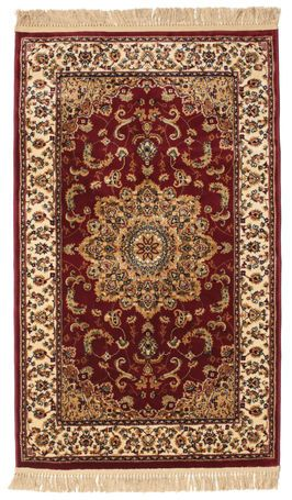 Disse orientalske tæpper har tydeligt hentet inspiration fra ældre persiske tæpper og er smukke tæpper til både moderne og traditionelt indrettede hjem. De tæpper har en smuk glans på grund af deres viskoseluv, som er et materiale, der minder om silke, og giver et meget blødt og behageligt tæppe.