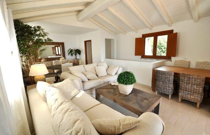 "Living ""classy"" room. You deserve the best   #costarei #sardegna #vacanze #mare #sea #holiday #italy #sardinia #sardolicesimo #panorama #travel #traveltips"