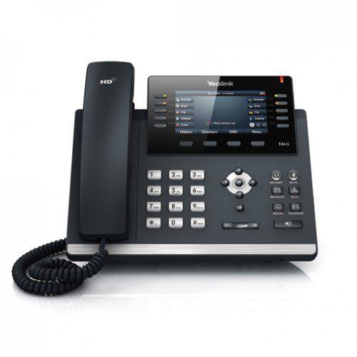 TELEFON VOIP YEALINK SIP-T46G