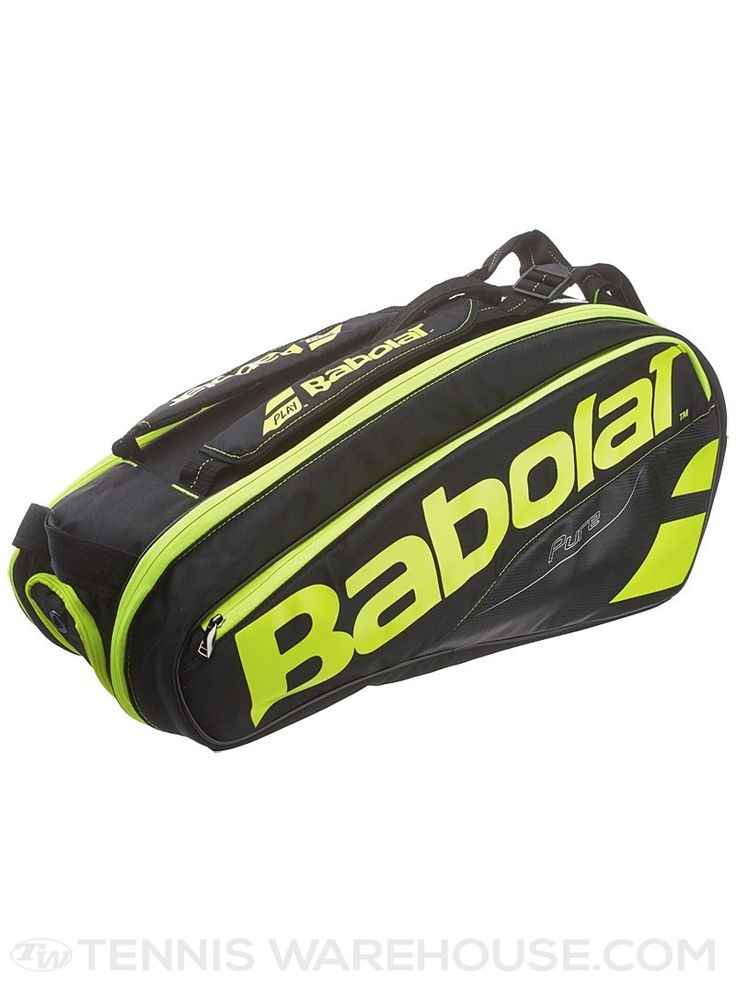 Babolat Tennis Bags with Climate Protection