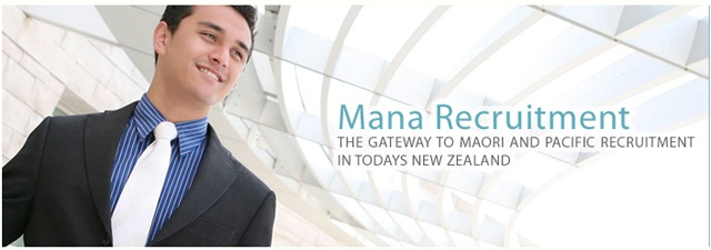 Mana Recruitment - The Gateway to Maori and Pacific Recruitment in todays New Zealand