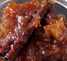 Recette - Chutney de pommes aux échalotes - Notée 4.3/5 par les internautes
