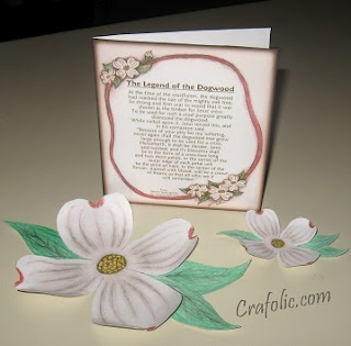 15 best catholic diy gifts images on pinterest catholic crafts the legend of the dogwood tree crafts and cards catholic inspired arts negle Images