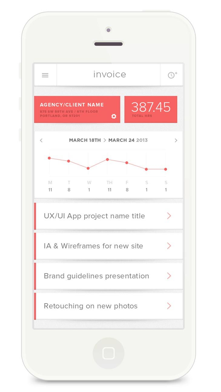 Daily Mobile UI Design Inspiration #40