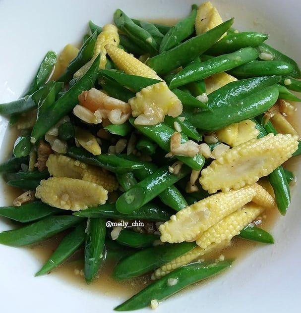 Tumis Buncis Putren Resep Masakan Sehat Resep Masakan Makanan Dan Minuman