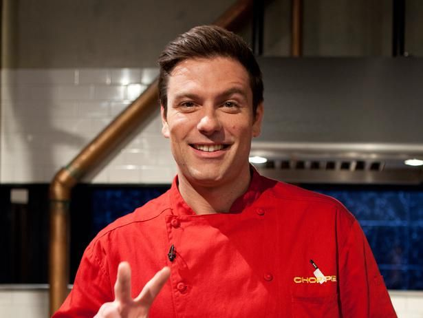 11 Things You Didn't Know About Chuck Hughes — Chopped All-Stars