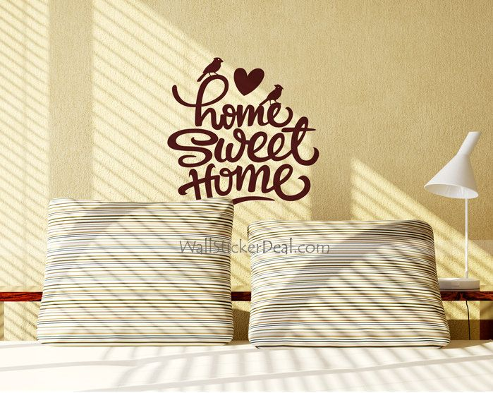 #wallstickerdeal.com      #Wall Sticker             #Home #Sweet #Home #Quote #Wall #Sticker� #WallStickerDeal.com                Home Sweet Home Quote Wall Sticker� WallStickerDeal.com                                                 http://www.seapai.com/product.aspx?PID=557595