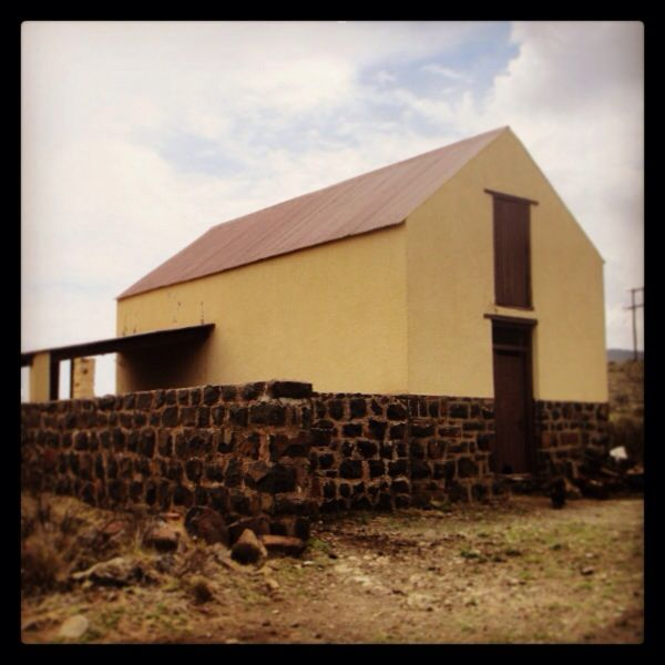 Old farm shop in the Karoo, South Africa