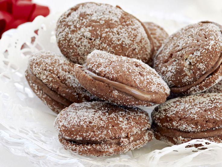 Suklaiset lusikkaleivät - Reseptit