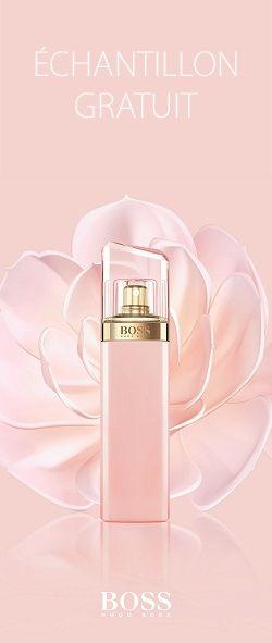 Échantillon de parfum Boss Ma Vie.  http://rienquedugratuit.ca/produits-de-beaute/echantillon-boss-ma-vie/
