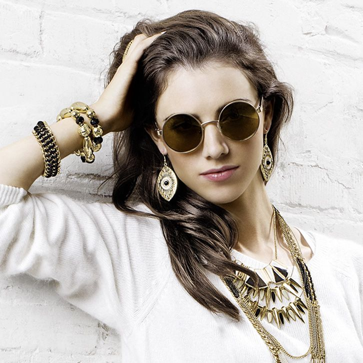 #jewelry #accessories #fashion #spring #sunglasses