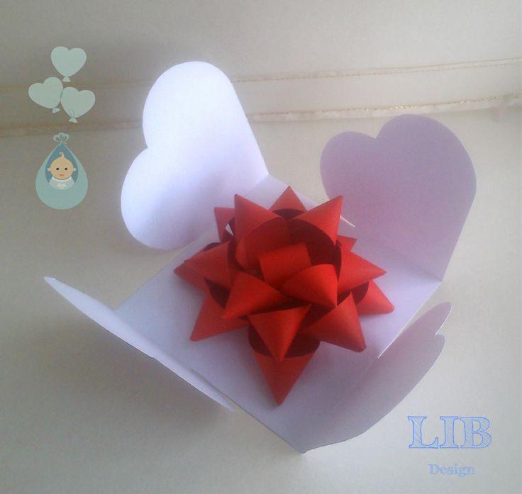 Modelo:  Sobre Cuadrado Corazón ~ ¡Pequeños Detalles hechos por Gente Grande y Divertida! ¡Conoce más de nosotros! Packaging ~ Twitter: LetItBeBox ~ Facebook: LetItBeBox