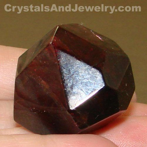 Garnet~As a root chakra stone, garnet said to be excellent for manifestation. It is used to ground one's dreams in reality, bringing abundance, prosperity, and realization of those dreams. Square cut garnets are reputed to be especially good tools for business success. All garnets are used to assist on an energetic level with success in one's career in part by building one's self-confidence, inspiration, and creativity. It can also make clear what is one's life purpose.Garnet is used to…