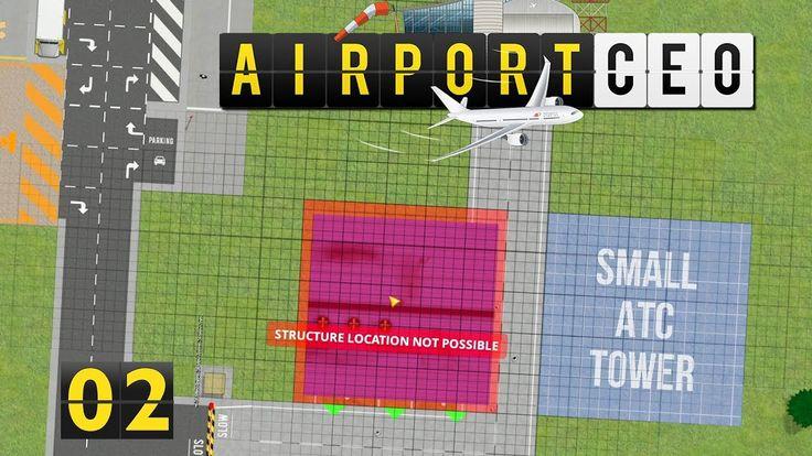 Airport CEO | Bereit zur ersten Landung!  #02 Flughafen Management Simulator deutsch german In Airport CEO bauen und managen wir einen Flughafen mit SEHR vielen Details!  SELBST spielen: Günstiger Key folgt!   ABO KOSTENLOS: http://gada.link/ggsabo  Alle Folgen Airport CEO: https://www.youtube.com/playlist?list=PLTHcscbf3HJLaikywl3iIELf8vQFPcok2&index=1  MEHR ?  Beschreibung lesen!   ÜBER DIESES SPIEL   Günstig kaufen sofort zocken: Günstiger Key folgt! -Werbelink  via amazon als Box: Folgt…